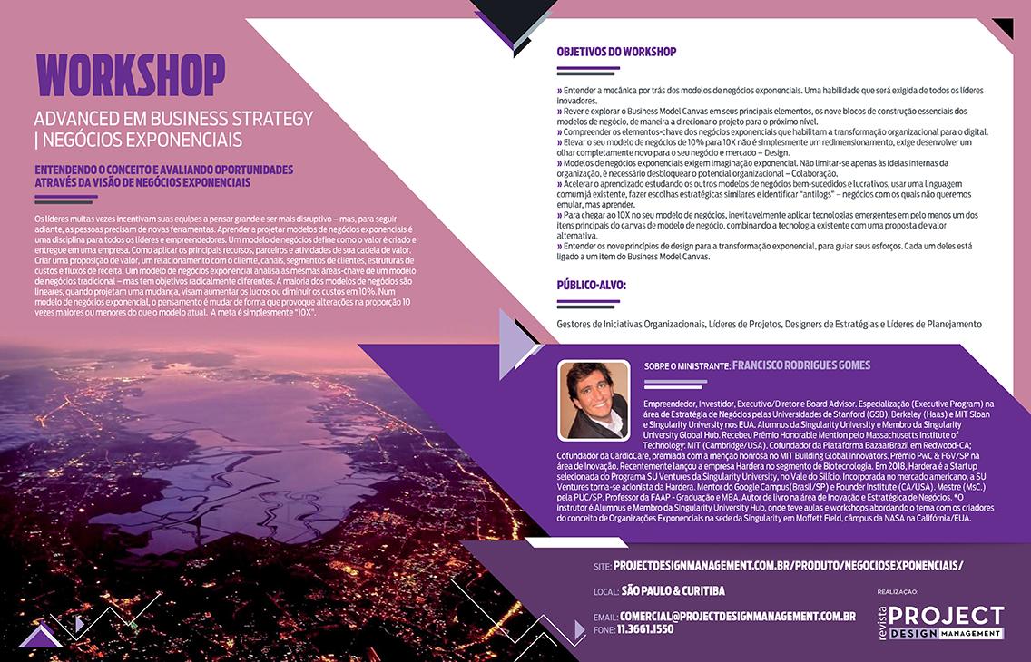 Curso Executivo: Modelando Negócios Exponenciais